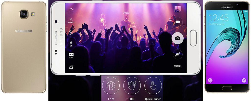 Samsung Galaxy A5 (2016) beserta fitur dan spesifikasi lengkap