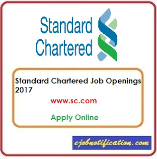 Standard Chartered Hiring Freshers Software Developers Jobs in Chennai Apply Online