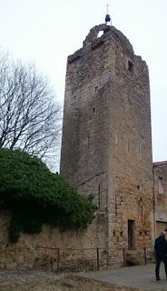 Peratallada, provincia de Girona.