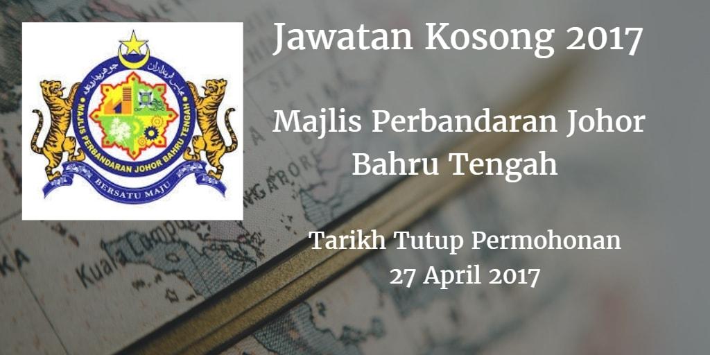 Jawatan Kosong MPJBT 27 April 2017