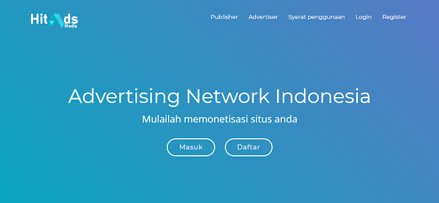 HitadsMedia: Advertising Network Indonesia - Review and Proof of Payment
