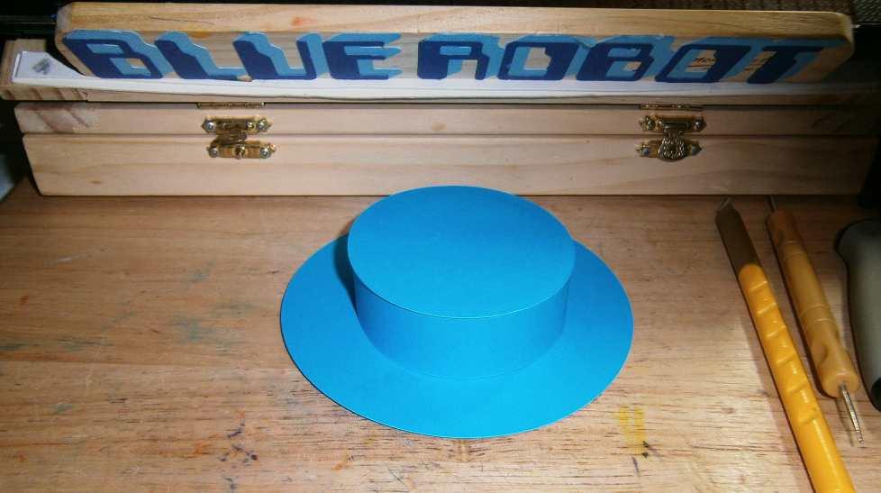 Oval Hat Box Cake Designs