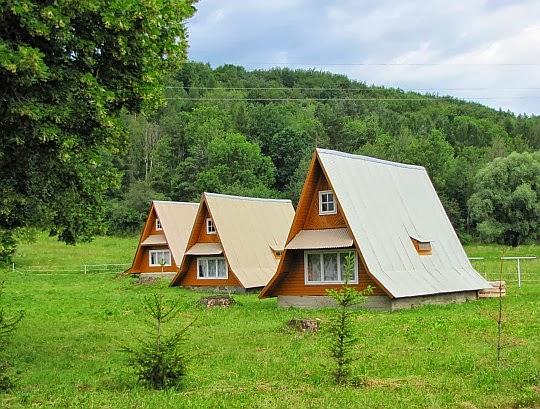 Domki Mszana