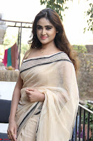 Sony Charishta in Brown saree Cute Beauty   IMG 3584 1600x1067.JPG