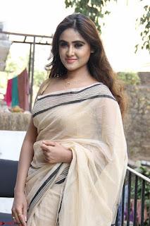 Sony Charishta in Brown saree Cute Beauty   IMG 3584 1600x1067.JPG