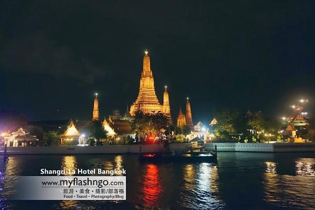 2014 | 曼谷 Shangri-La Hotel 之夜游湄南河与游艇上的晚餐 9