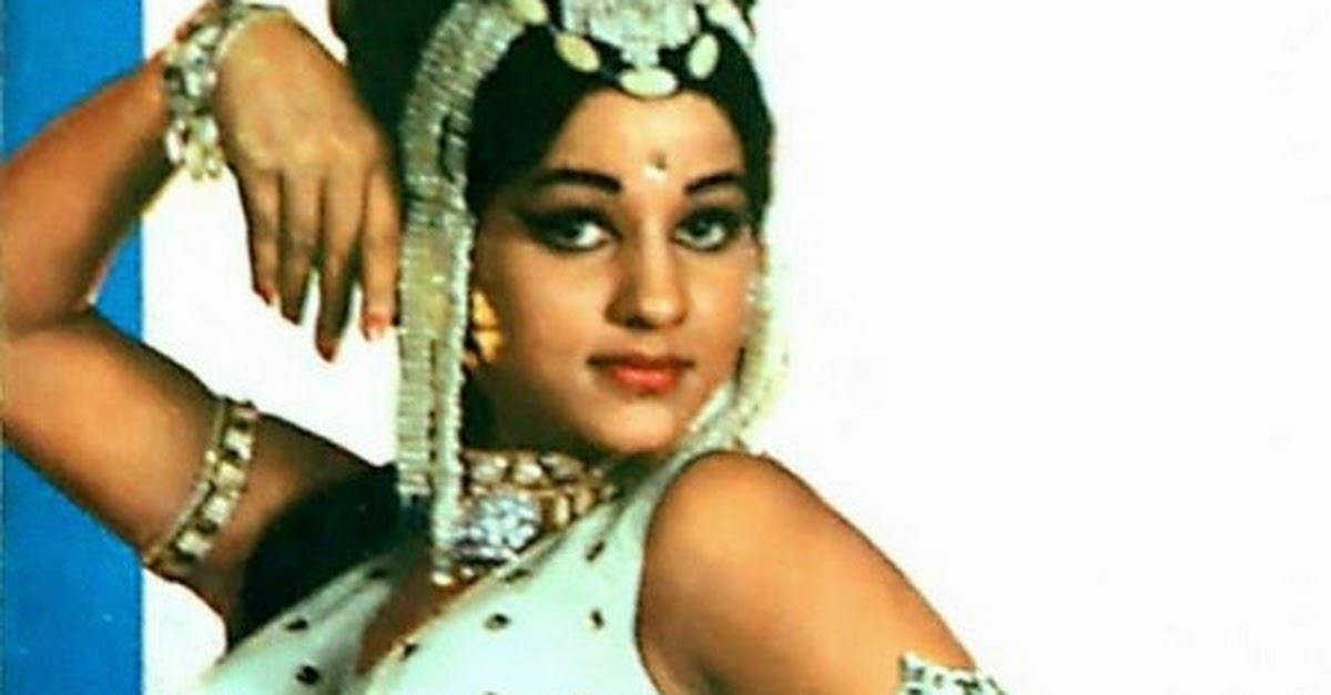 Telugu Actress Jyothi In Blue Salwar: Actress Jayamalini Hot Photo Gallery