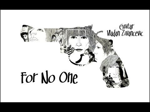 The Beatles For No One Chords Lyrics Kunci Gitar