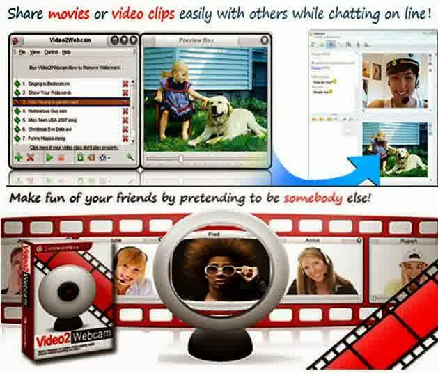 Video2Webcam Full