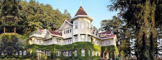 WelcomHeritage Woodvilla Palace Hotel shimla best online price