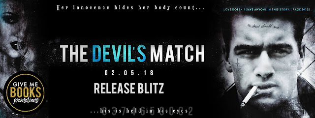 [New Release] THE DEVIL'S MATCH by Amo Jones @authorAmojones @GiveMeBooksBlog #Review #TheUnratedBookshelf