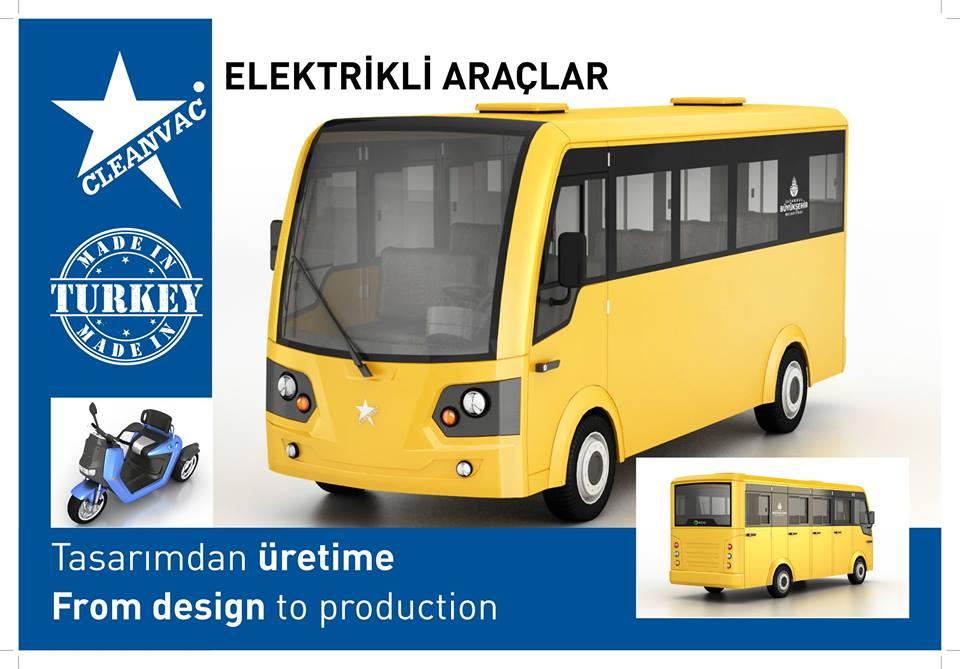 Bu Elektrikli Araçlar İstanbul'da Üretiliyor-Otometre ...
