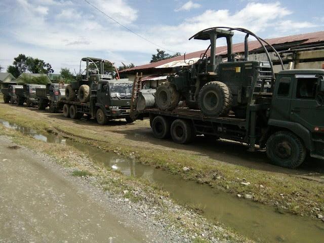 Ribuan Prajurit TNI Kodam IM Dikerahkan Bantu Evakuasi Korban Gempa