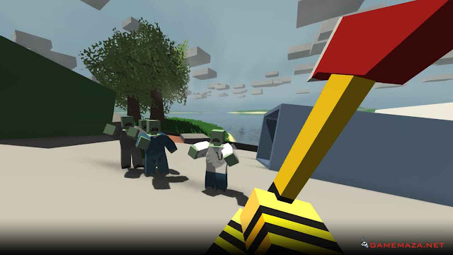 Unturned Gameplay Screenshot 3