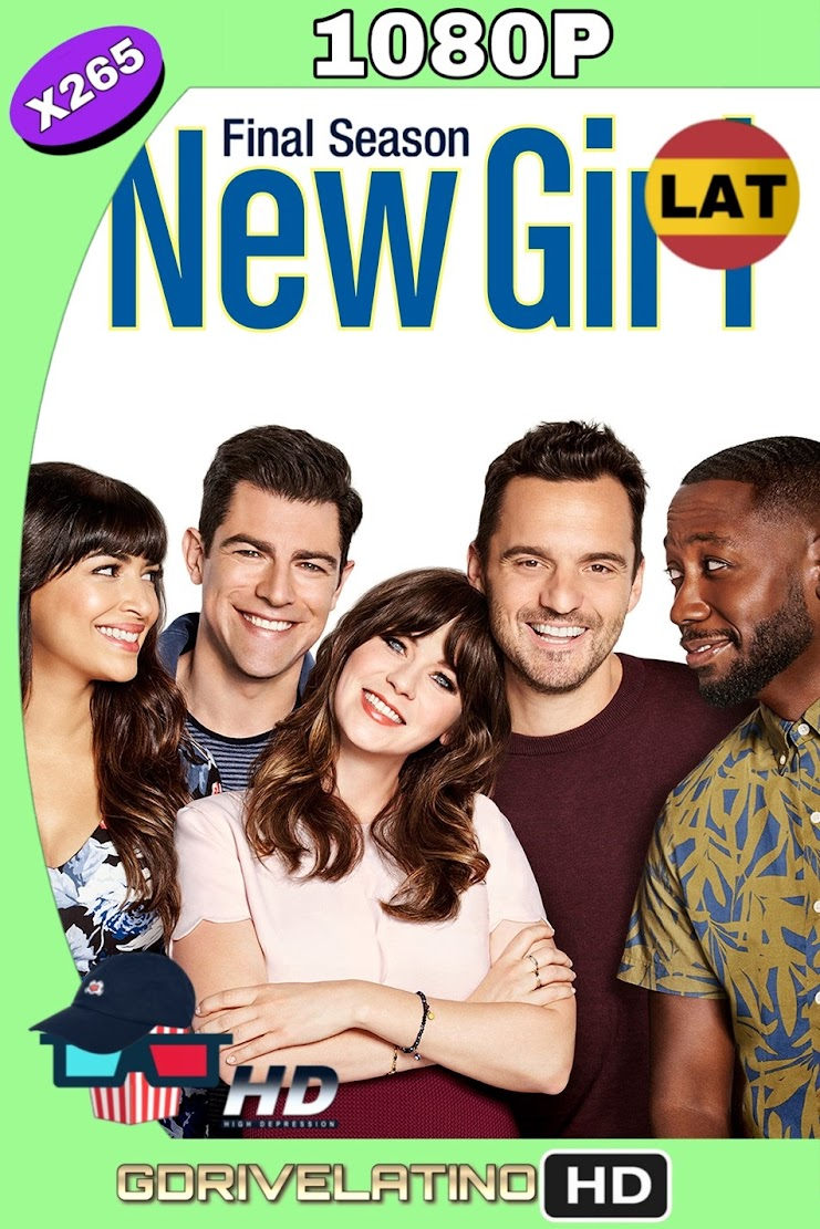 New Girl (2011-2018) Serie Completa 1080p Latino-Ingles mkv