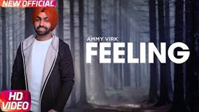 Feeling Lyrics - Ammy Virk | Latest Punjabi Song 2017 | Speed Records