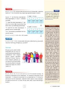 10. Sınıf Matematik Ders Kitabı Cevapları Aydın Yayınları Sayfa 7