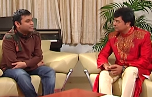 A.R.Rahman Interview with Comedy Actor Vivek