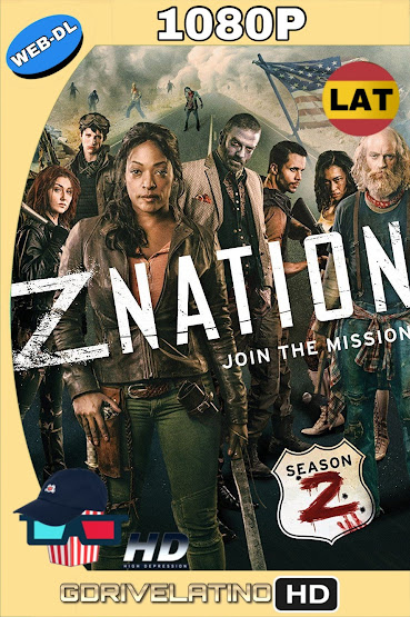 Z Nation Temporada 2 WEB-DL 1080p Latino-Ingles mkv