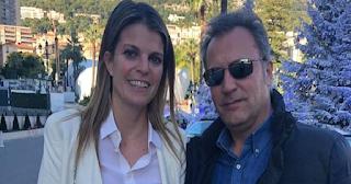 Ο Δημήτρης Οικονόμου συνάντησε την Αθηνά Ωνάση στο Μονακό -Πλήρως ανανεωμένη μετά τον χωρισμό
