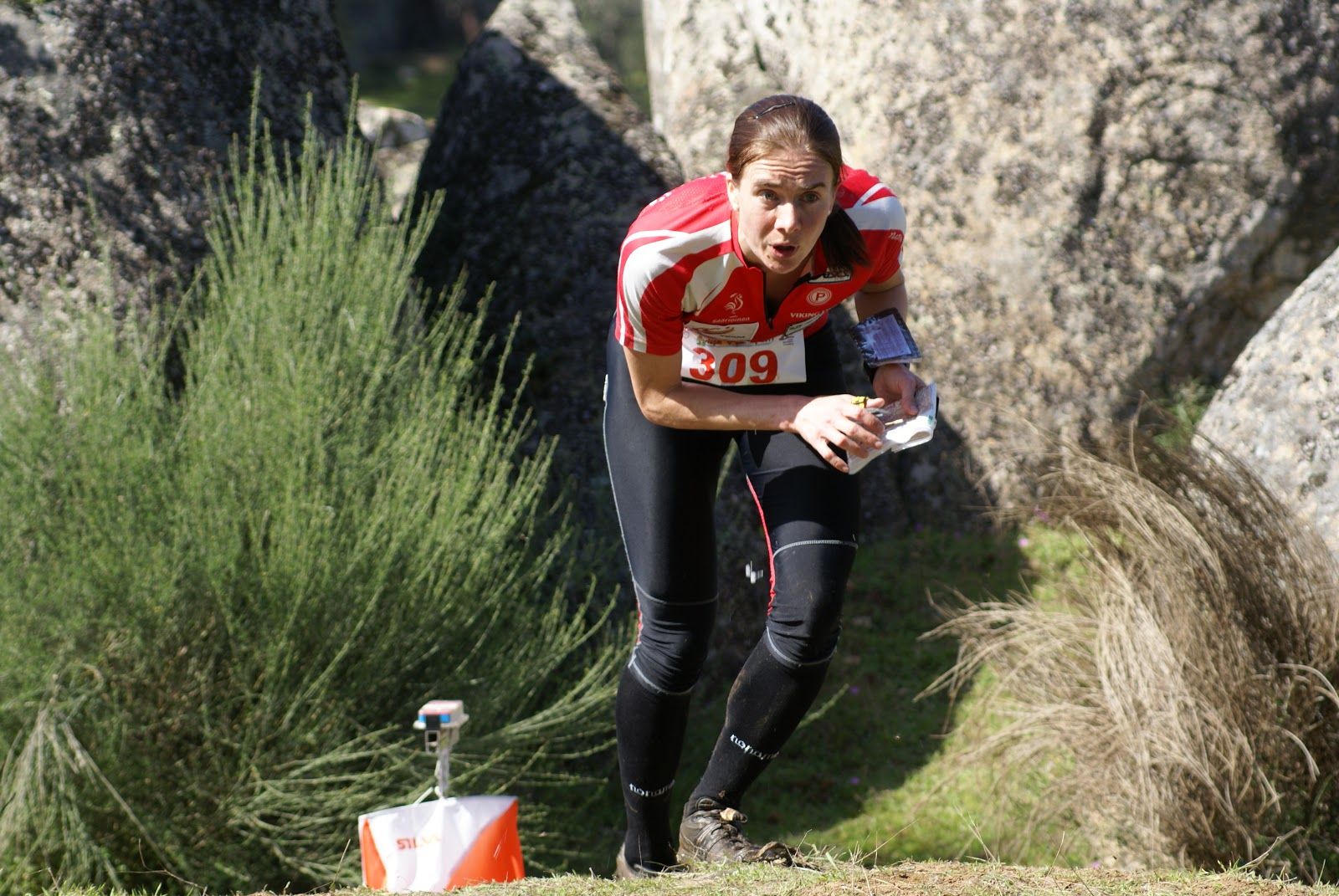 Portuguese Orienteering Blog: Riina Kuuselo: [New Zealand