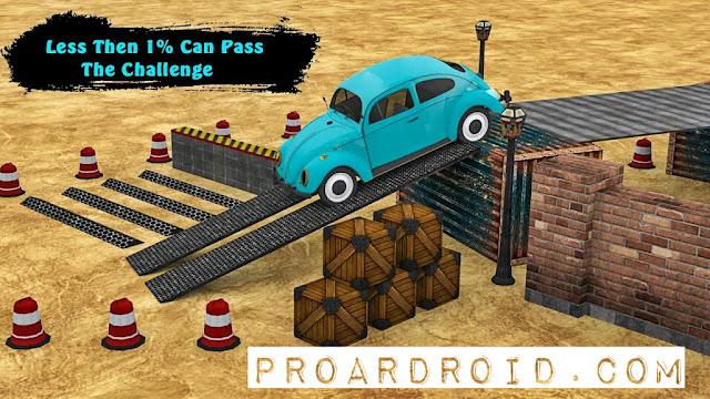 لعبة Classic Car Parking Real Driving v1.2 نسخة كاملة للاندرويد logo