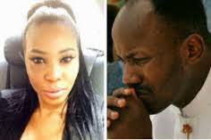 Stephanie Otobo and Johnson Suleman