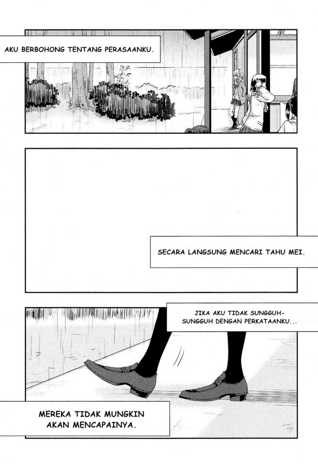 Baca Komik Citrus Chapter 14 Bahasa Indonesia