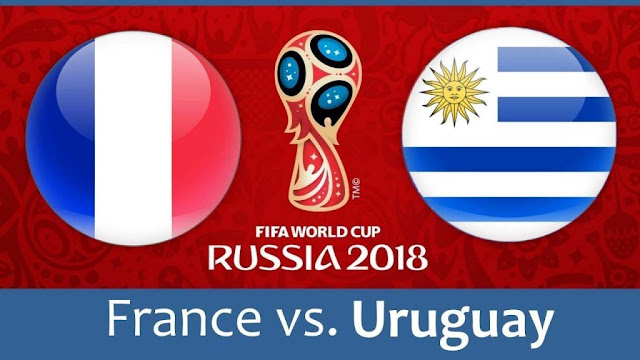 Uruguay vs France Full Match Replay 06 July 2018
