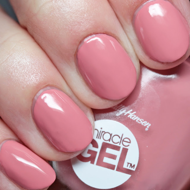 Sally Hansen Miracle Gel 224 Mauve-lous