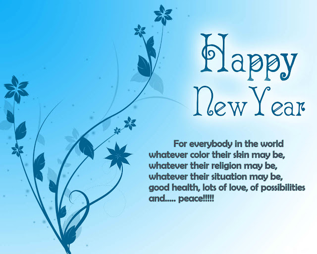 happy new year message wallpapers