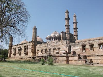 Champaner-Pavagadh Archaeological Park, Vadodara