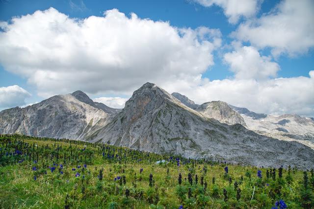 Königsetappe – Austria-Sinabell-Klettersteig und Silberkarsee  Wandern in Ramsau am Dachstein 12