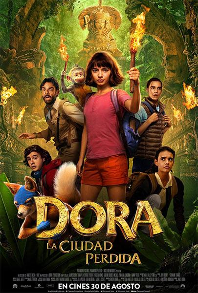 Dora y la ciudad perdida