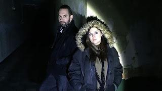 Nick Groff dan Katrina Weidman