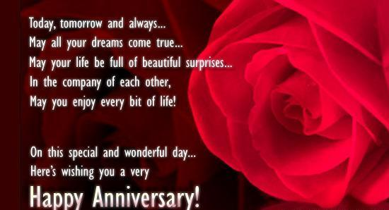 1st wedding anniversary wishes messages and quotes with images