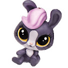 Littlest Pet Shop City Rides Lolly LapinFluff (#74) Pet