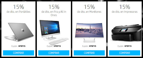 Black Friday 2017 de la HP Store