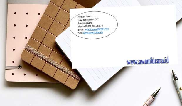 Cara Membuat Surat Lamaran Kerja