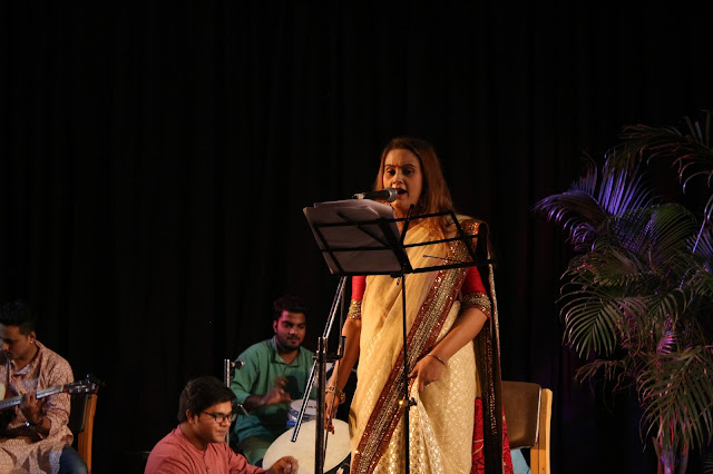 RUNKI GOSWAMI DAZZLES MUSIC LOVERS WITH SPELLBINDING PERFORMANCE