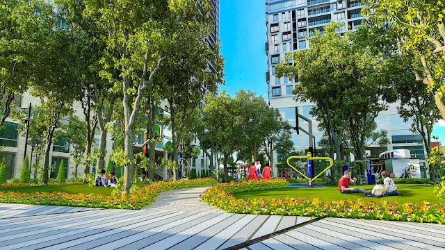 Tiện ích chung cư Eco Dream