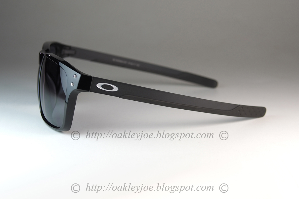 7146d34be93 OO9384-0157 Holbrook Mix Standard Fit polished black + grey  215 lens pre  coated with Oakley hydrophobic nano solution complete package comes with  box and ...