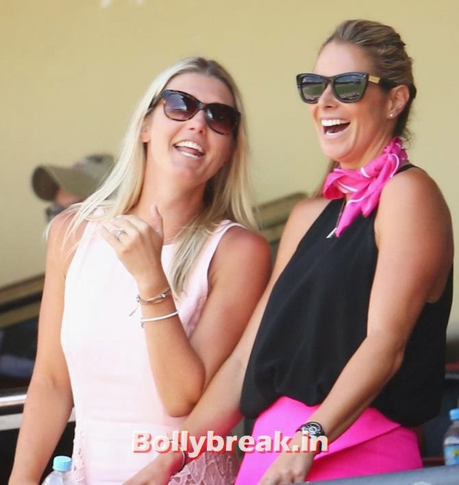 Australian stars and the WAGS celebrate Ashes triumph in style!, Australian Cricketers WAGS