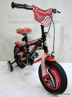 12 Inch Phoenix P-515 BMX Kids Bike