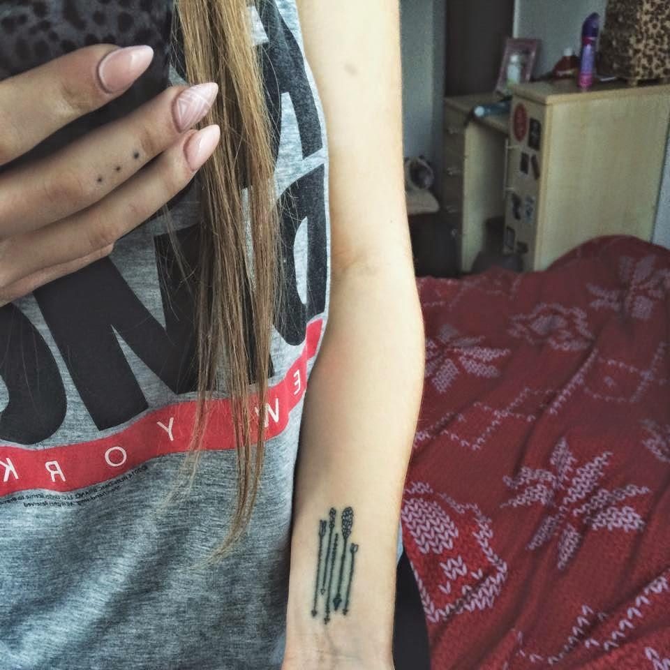 Majkela Tatuaże