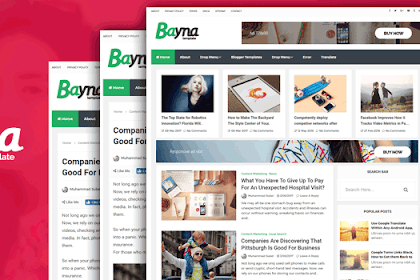 Download Template Bayna