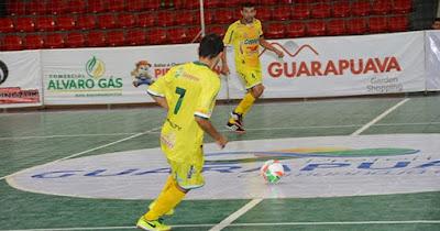 6f29dc97e7 Depois de ficar de fora da segunda fase da Liga Nacional de Futsal (LNF)