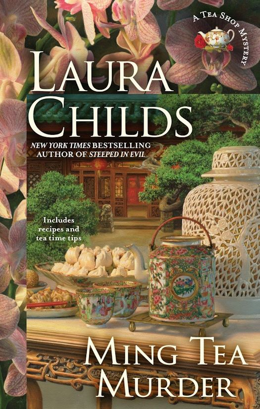 Review: Ming Tea Murder by Laura Childs