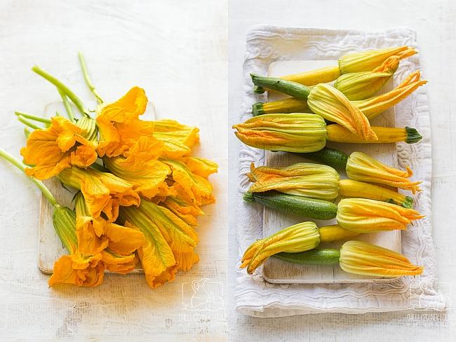 Jak przygotować kwiaty cukinii? Kwiaty cukinii w cieście piwnym (krok po kroku)