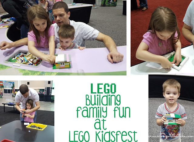 LEGO KidsFest Information